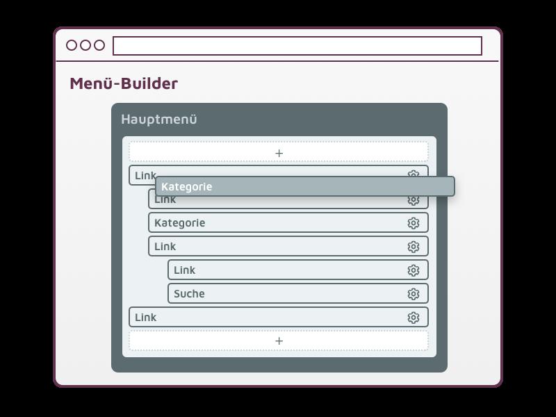Makaira E-Commerce Landingpage-Editor
