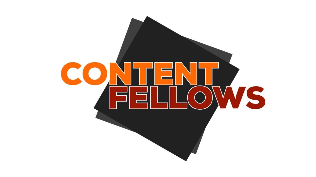 Content Fellows UG